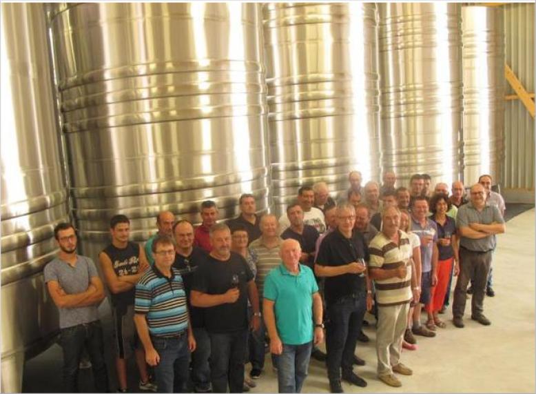 Nouveau site de vinification dans le Haut Poitou