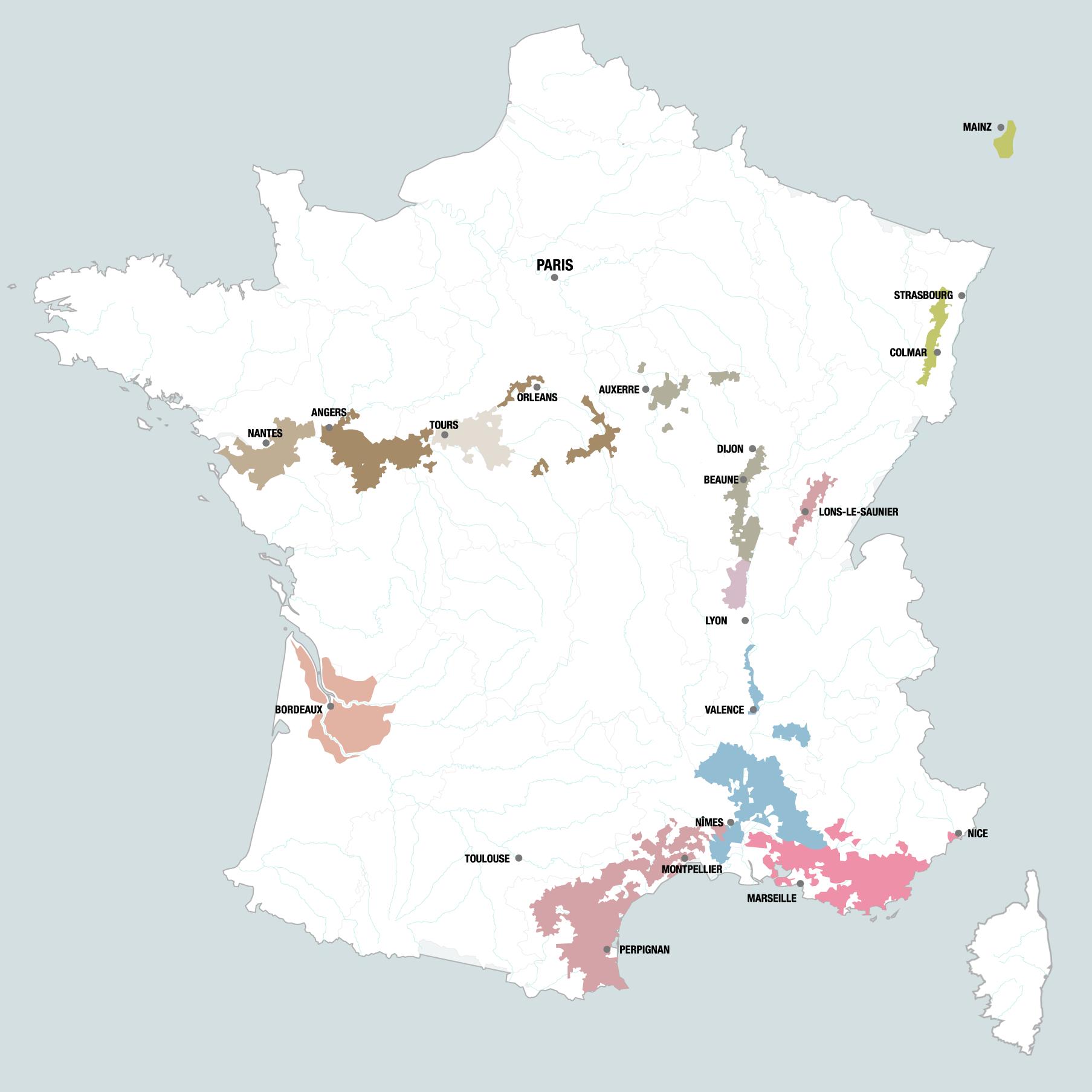 Le Groupe Gcf Dans Le Vignoble Du Jura